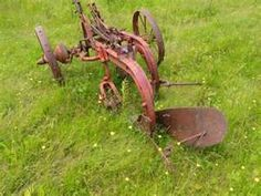 Vintage breaking plow Old antique farm equipment for sale for sale in Moncton, New Brunswick . Farm Tools And Equipment, Equipment For Sale, Heavy Equipment, Crop Protection, Tractor Implements, Old Tractors, Farms Living, Vintage Farm, Parcs