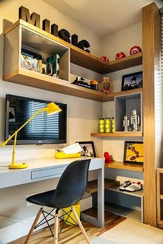 Home office decor is a very important thing that you have to make percfectly in your house. You need to make your home office decor ideas become a very awe Home Office Design, Home Office Decor, Office Furniture, House Design, Home Decor, Office Ideas, Office Designs, Office Style, Modern Furniture