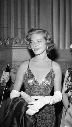 Channel Lauren Bacall with our beauty picks