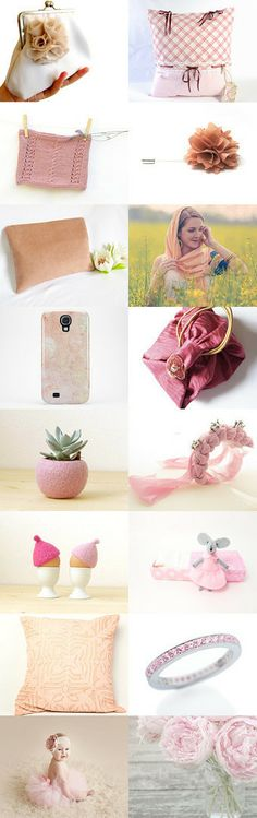 Cute pink by ramona on Etsy--Pinned with TreasuryPin.com