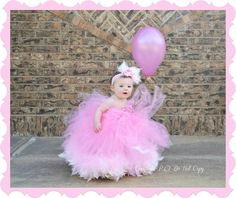 Gorgeous tutu dress! Etsy listing at https://www.etsy.com/listing/178113172/divine-couture-luxury-princess-pink