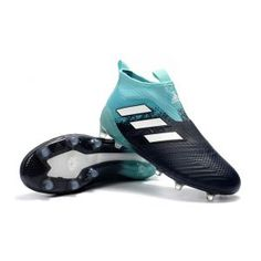 competitive price 071a1 3e785 adidas ACE 17+ Purecontrol FG - Energy AquaWhiteLegend Ink