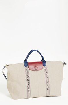 Longchamp Made by Longchamp Travel Tote