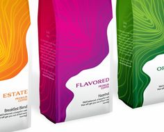 Various Packaging Designs