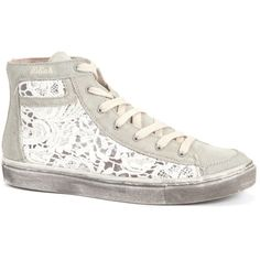 Lace High Tops!!