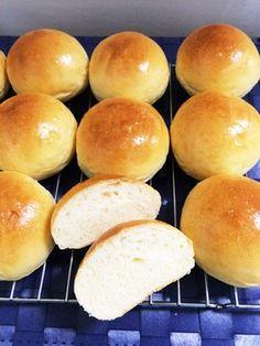 バターロール生地で簡単丸パン★HB