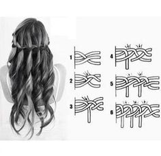 Untitled  -girl hair styles via Tumblr  -girl hair styles