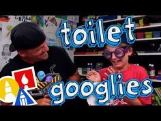 cool Toilet Googlies + Giveaway Winners