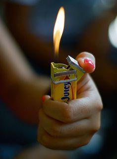 Juicy Fruits Lighter