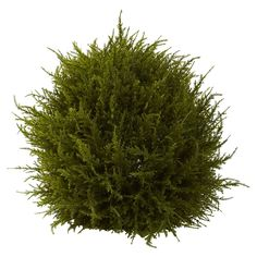 Nearly Natural Cedar Decorative Sphere Topiary