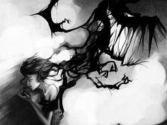 Lilith's birth.