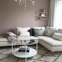 Ikea 'Södermalm' sofa @linnea_blixt