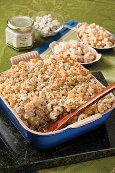 Fancy Mac and Cheese on Pinterest | Macaroni And Cheese, Mac and Bake ...
