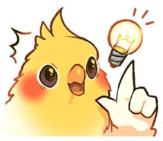 Find out about drawing ideas Cute Kawaii Drawings, Cute Animal Drawings, Animal Sketches, Bird Drawings, Kawaii Art, Cute Kawaii Animals, Super Cute Animals, Funny Birds, Cute Birds