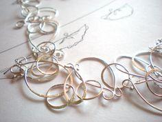 Lauren Batchelor Jewellery: another chain...