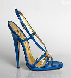 Gold Sandals Norma