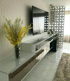 """Receive excellent tips on """"tv wall mount ideas"""". They are actually readily available for you on our internet site. Living Room Tv Unit, Home Living Room, Tv Wall Design, Apartment Living Room, Home Decor, Living Room Wall, Interior Design Living Room, Living Room Tv Wall, Living Room Designs"""