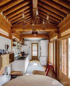Home Design Diy, Tiny House Design, Interior Design, Asian Interior, Japanese Interior, Japanese Style House, Cubes, Traditional House, Home Deco