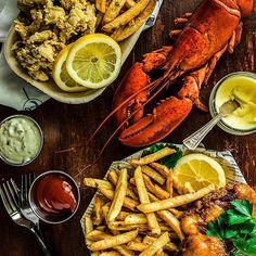 Get a taste of what's cookin' this summer in New Brunswick: http://www.tourismnewbrunswick.ca/See/FoodAndDrink.aspx?utm_source=pinterest&utm_medium=owned&utm_campaign=tnb%20social  Photo: @dennistheprescott / Instagram