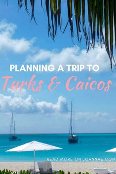 The Ultimate Travel Guide for Planning a Trip to Turks and Caicos - Turks and Caicos travel guide with hotels, best time to visit Turks and Caicos and Europe Destinations, Honduras, Costa Rica, Cuba, Turks And Caicos Vacation, South America Travel, North America, Central America, Latin America