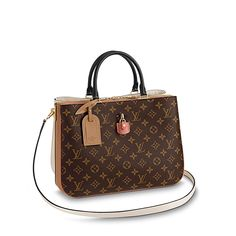 Millefeuille Monogram Canvas in Women's Handbags  collections by Louis Vuitton