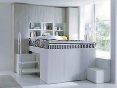 letti a soppalco | bedrooms, room ideas and lofts - Camera Da Letto Matrimoniale Soppalco