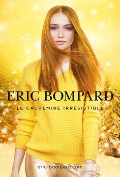 Eric Bompard 2014 fall/winter campaign