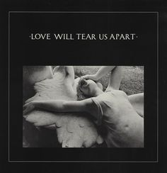 "Joy Division - Love Will Tear Us Apart 12"" (1980)"