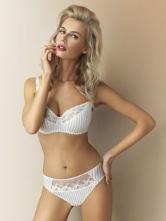 15cde786101 CORIN - LINGERIE Bettina to H cup in ivory  frontroom