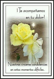 55 Best Condolencias Images Sorry For Your Loss Condolences Grief