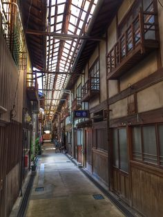 Japan Architecture, Architecture Design, Old Fashioned House, Japanese Style House, Unusual Buildings, Aesthetic Japan, Japanese Landscape, Landscape Concept, Japanese Interior