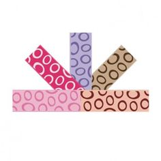 Buy Cute Hollow Dot Grosgrain Ribbon from Yama Ribbon Only $5 Wholesale Ribbon, Grosgrain Ribbon, Dots, Stitches