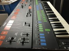 Synthesizer website dedicated to everything synth, eurorack, modular, electronic music, and more. Recording Equipment, Drum Machine, Vintage Music, Electronic Music, Studios, Hardware, Technology, Future, Beautiful