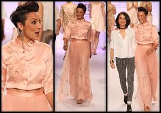 Lakme Fashion Week 2014: Adhuna Akhtar turns showstopper for Asmita Marwah (see pics)