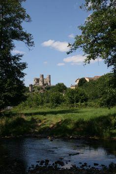 View of Domeyrat, Haute-Loire