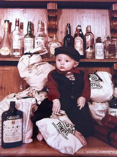 Old Time Photo.... This will be happening my dear nephew