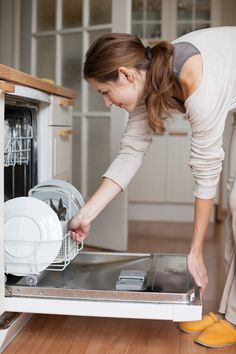 10 Tips to Help the Dishwasher Run Better  Cleaning Tips from The Kitchn