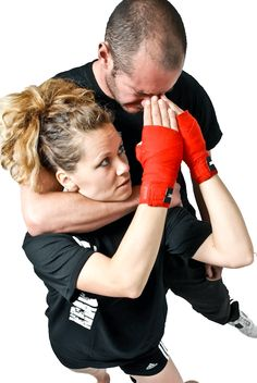 perfect for women!  learn to defend against all types of grabs!