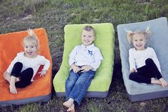 Toddler & Kids Lounger - this Pebble Lounger from @nooksleep serves so many purposes and grows with the child!
