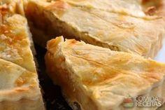 Receita de Empadão de liquidificador em receitas de tortas salgadas, veja essa e outras receitas aqui!