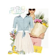 Spring Feverish, created by prilsplace.polyvore.com