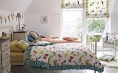 Materiale textile draperii copii Playtime Textile, Flooring, Bed, Interior, Furniture, Design, Home Decor, Decoration Home, Stream Bed