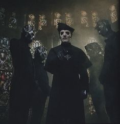 Copia and Ghouls