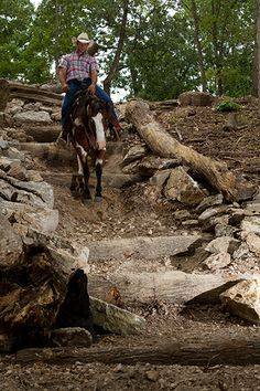 Extreme+Trail+Riding+Obstacles | extreme trail created by Mark in Rural SW Missouri
