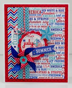 221 best 4th of july cards images on pinterest in 2018 handmade