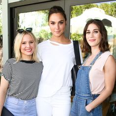 Wonder Women: Gal Gadot, Jaime King, and More Shop for Sustainability