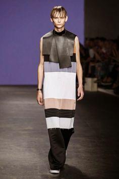 MAN - Spring Summer 2015 - London Fashion Week (London Collection Menswear)