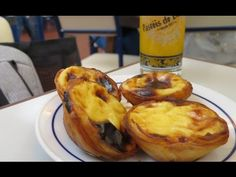 Pastéis de Belém - Lisboa (Portugal) - YouTube