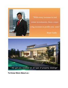Bryan susilo earn more profit in property by bryanartawijaya007 via slideshare  http://www.pinterest.com/bryansusilo007/