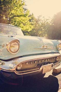 Ride off in style in a classic historical car #historical #wedding #history